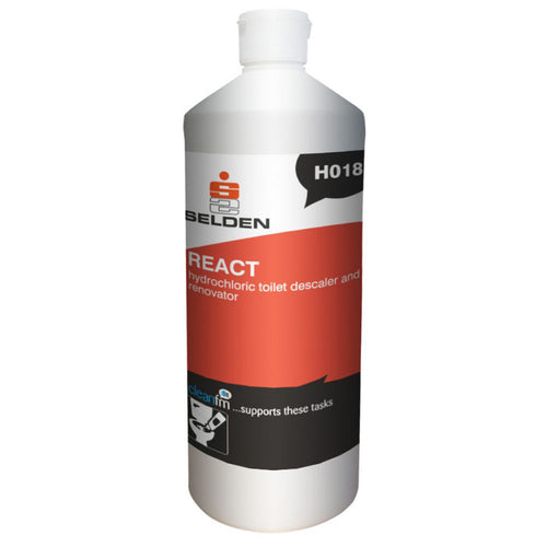 Selden React 750ml Toilet Cleaner And Descaler H018