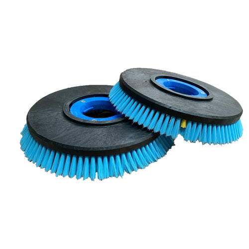 Candor Polypropylene Standard Brushes To Fit I-mop XXL Scrubber Dryers - Pack Of 2