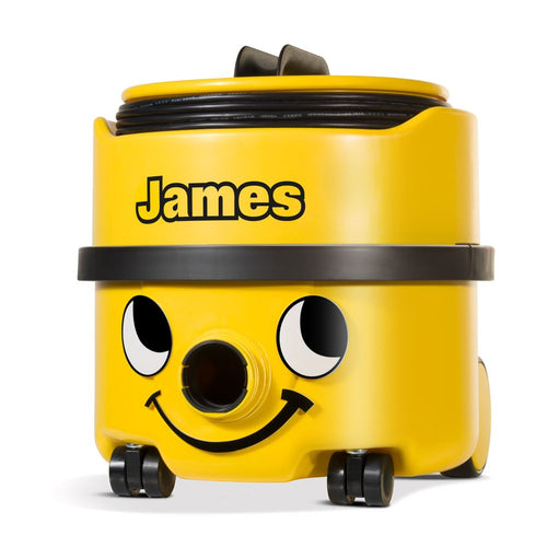 Numatic James JVH180 Small Commercial Vacuum Cleaner 110v -  Cylinder Vacuum Cleaner - Numatic