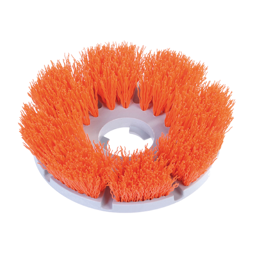 MotorScrubber aggressive heavy duty brush -  Portable Scrubber Brush - Motorscrubber