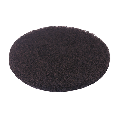MotorScrubber black stripping pads - Pack of 5 -  Portable Scrubber Pad - Motorscrubber