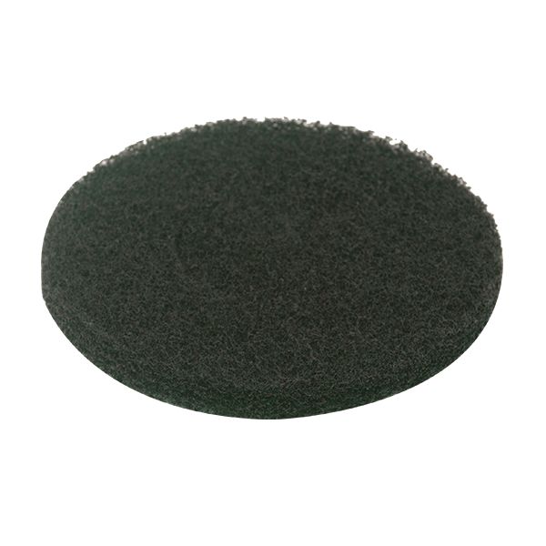 MotorScrubber green scrubbing pads - Pack of 5