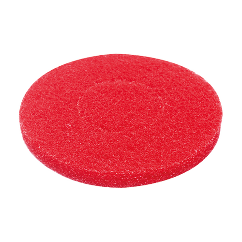 MotorScrubber red spray cleaning pads - Pack of 5 -  Portable Scrubber Pad - Motorscrubber