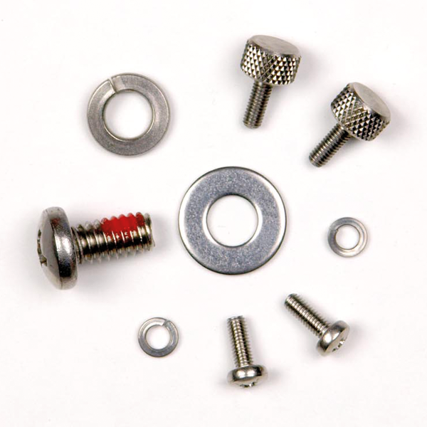 MotorScrubber hardware packet (Replacement screw and fixing kit)