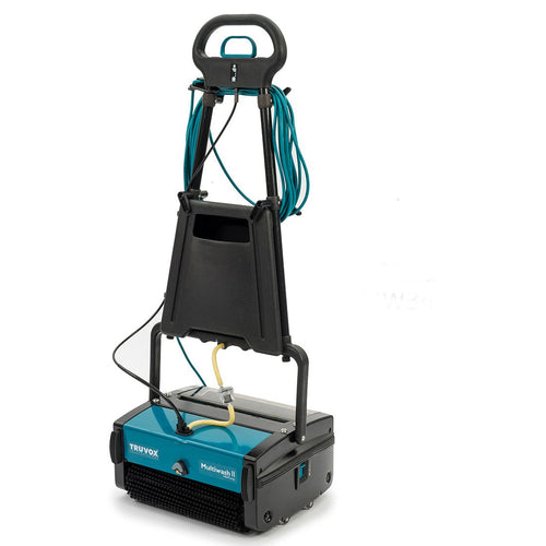 Truvox MW340 Multiwash II With Pump Scrubber Dryer For ALL Floor Types -  Walk behind scrubber dryer - Truvox International