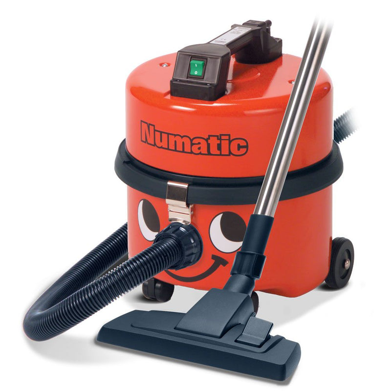 Numatic NQS250B Commercial Dry vacuum Cleaner With Blower Function - 240v