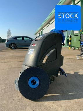 Refurbished Viper Fang18C - Commercial Walk Behind Scrubber Dryer 240v - STOCK CLEARANCE