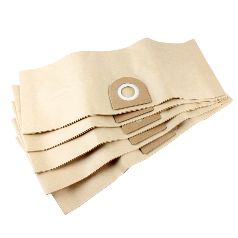 Candor paper bags for Vax Commercial VCC / VCT Tub vacuum cleaners - 5 pack