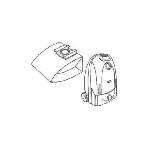 AEG GR28, ROSSO Cylinder Replacement Vacuum Cleaner Bags