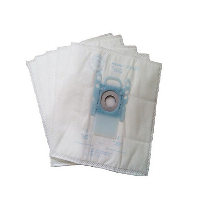 Microfibre replacement Candor bags to fit Bosch and Siemens - Type G - Pack of 4