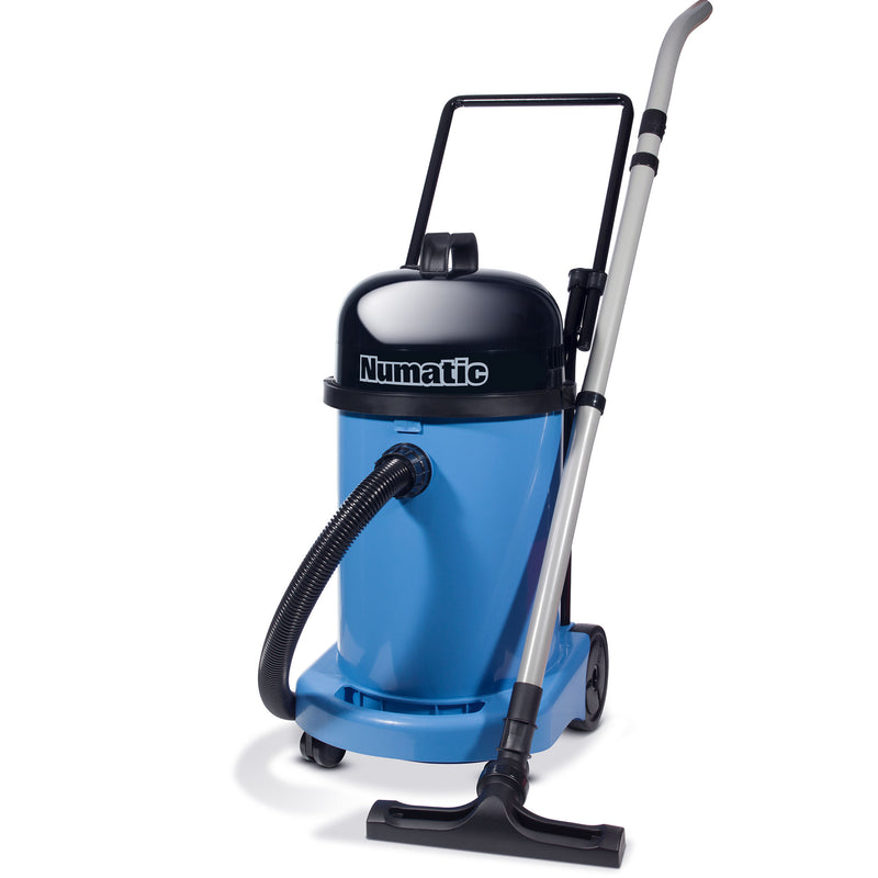 Numatic WV470 110v Wet and Dry Commercial Vacuum Cleaner