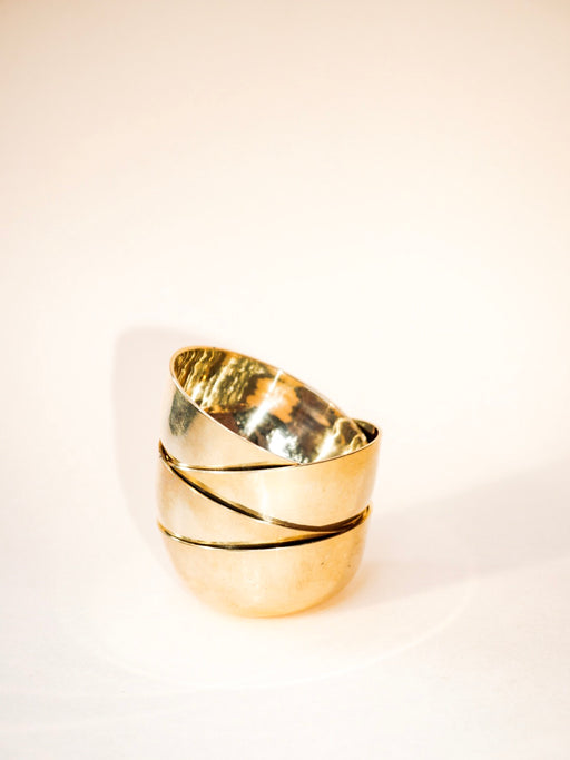 brass pinch bowl