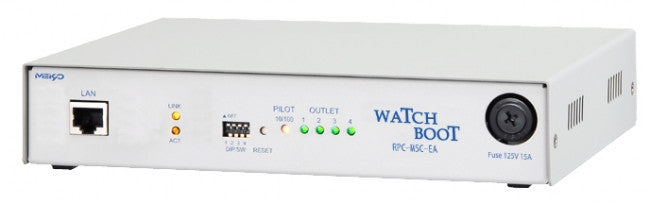Watchboot Rebooter RPC-M5C-EA