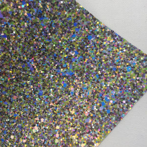 Lavender Fields Chunky Glitter Sheet