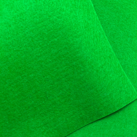 "Palm Green Felt Sheet 8"" x 12"""