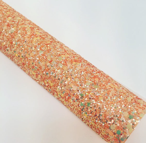Imperfect Autumn Chunky Glitter Sheet