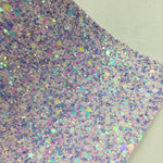 Purple Princess Chunky Glitter