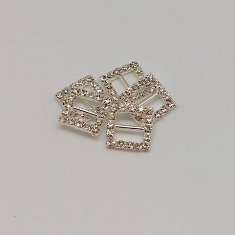 Rhinestone Buckles- choose quantity