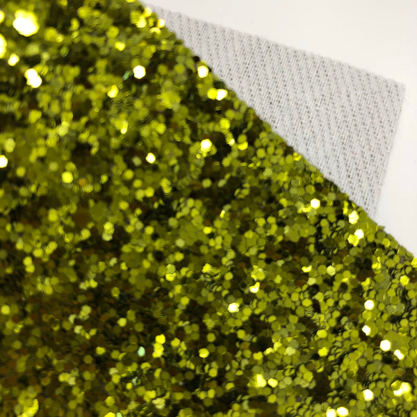Chartreuse Premium Chunky Glitter