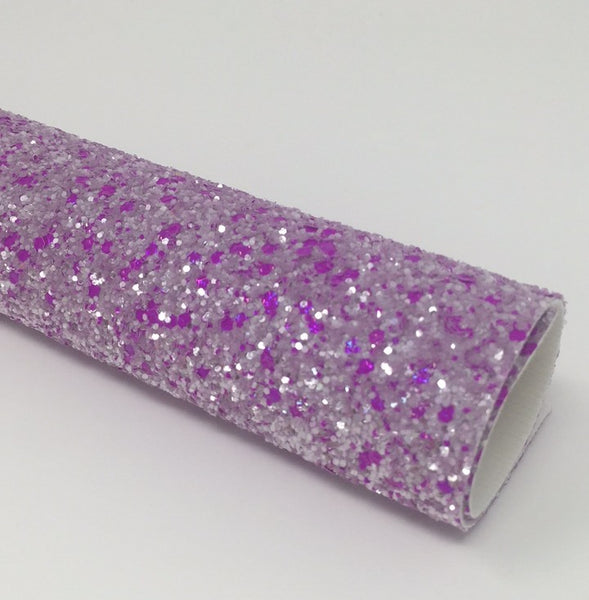 Purple Rain Ice Chunky Glitter