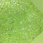 Lime Green Ice Chunky Glitter