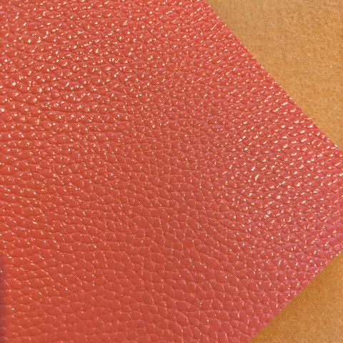 Clementine Textured Faux Leather