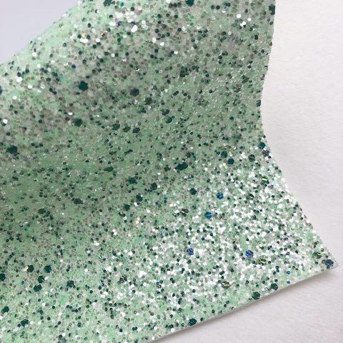 Mint Madness Ice Chunky Glitter