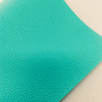 Sea Foam Textured Faux Leather