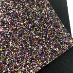 Party Popper Triangles Chunky Glitter