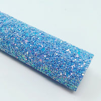 Baby Blue Chunky Glitter