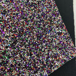 Holiday Chunky Glitter Sheet