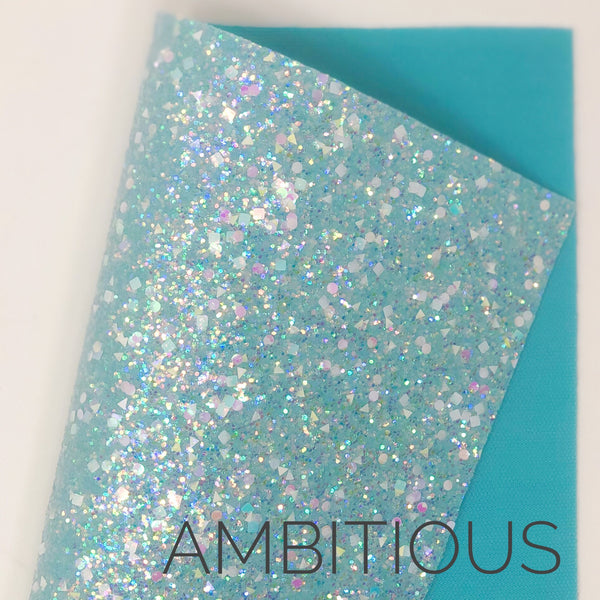 Ambitious Shapes Chunky Glitter