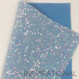 Inspirational Shapes Chunky Glitter