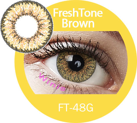 FreshTone® Jupiter - Brown - FreshTone.US