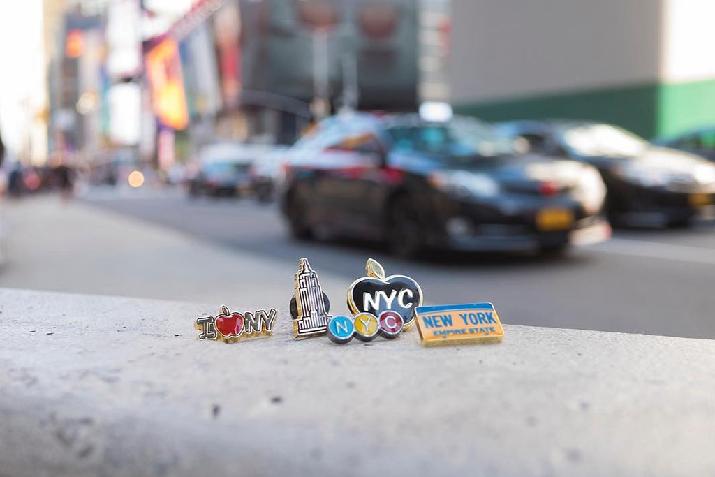Drop a Pin: New York City