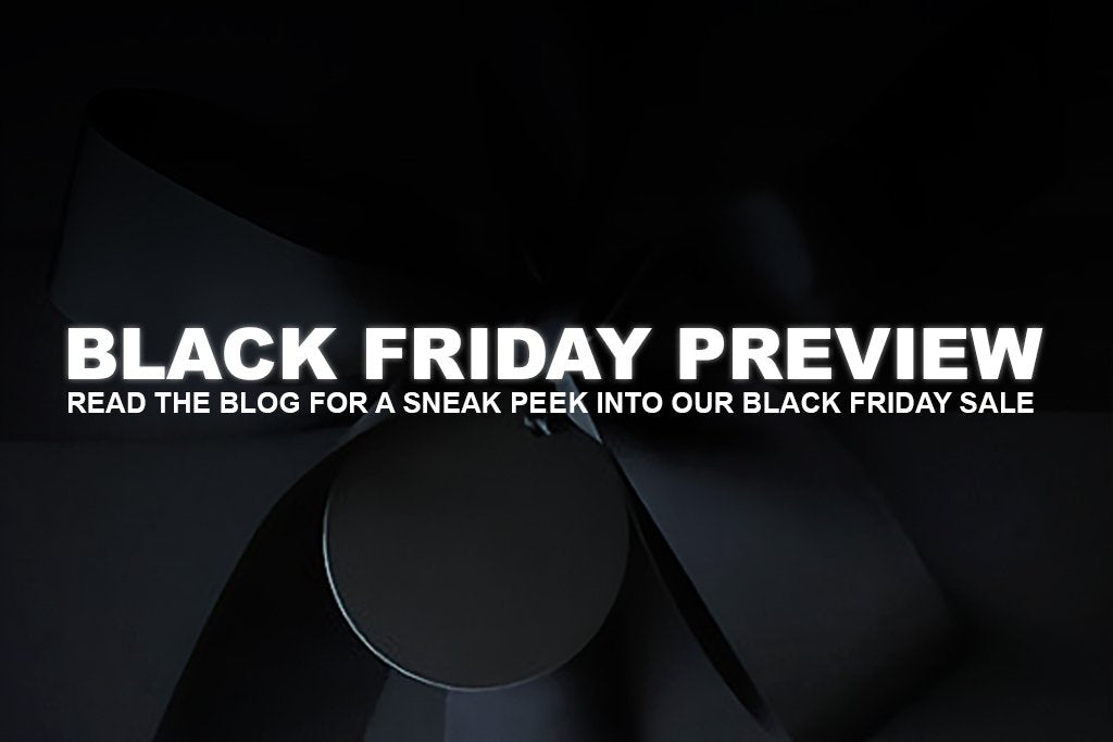 Black Friday & Cyber Monday Preview