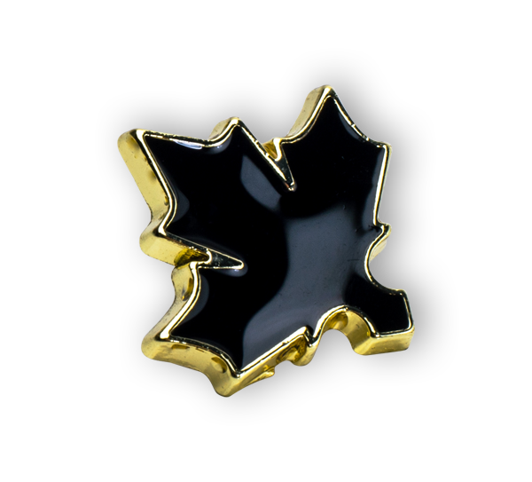 'Maple Leaf' Pin