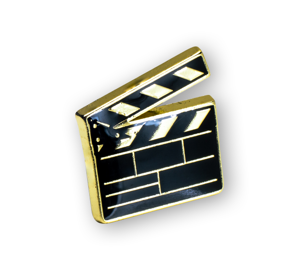 'Movie Action' Pin