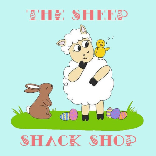 Easter at The Sheep Shack Shop
