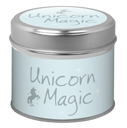 Candle in a Tin: Unicorn Magic