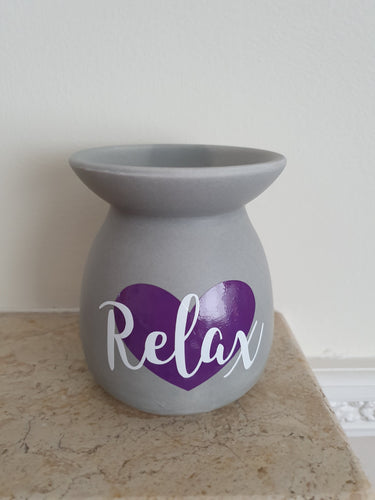 Customisable Oil Burner - Variety of Designs available