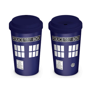 Doctor Who Tardis Travel Mug