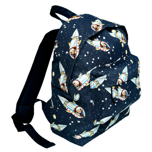 Children's Space Boy Mini Backpack