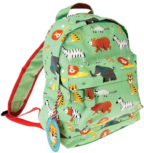 Children's Animal Park Mini Backpack