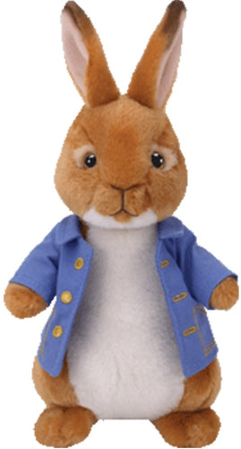 Beatrix Potter - Peter Rabbit Ty Soft Toy