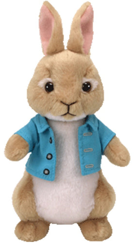Beatrix Potter - Cottontail Ty Soft Toy