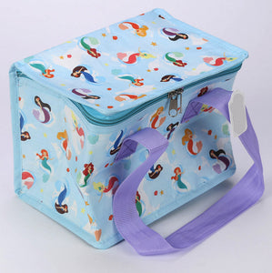 Mermaid Design Cool Bag / Lunch Bag