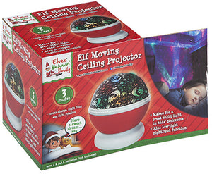 Elves Behavin' Badly: Christmas Ceiling Projector (LED)