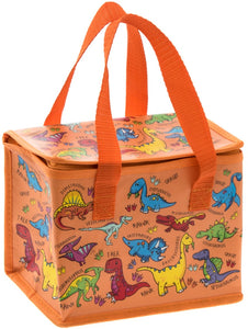 Little Stars Dinosaur Insulated Lunch Bag