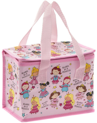 Princess Insulated Lunch Bag